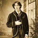 Portrait of Oscar Wilde C. 1882 Photographic Print by Napoleon Sarony