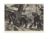 Short Handed Giclee Print by Lionel Percy Smythe