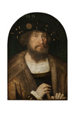 Portrait of the Danish King Christian II, 1514/15 Giclee Print by Michiel Sittow