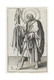 St. Thomas, 1510 Giclee Print by Lucas van Leyden