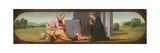The Nativity, C.1503 Giclée-tryk af Albertinelli, Mariotto