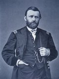 Ulysses Simpson Grant Photographic Print by Mathew Brady