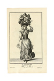 The Merry Milk Maid, 1733 Giclee Print by Marcellus Lauron