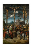 The Crucifixion, C. 1506-1520 Giclee Print by Lucas Cranach the Elder