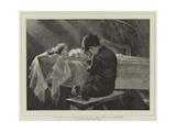 Go, Thou Must Play Alone, My Boy, Thy Sister Is in Heaven Giclee Print by Marianne Stokes