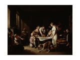 The Reading of the Bulletin of the Grand Army, 1807 Giclee Print by Louis Leopold Boilly