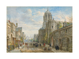 Christ Church, Oxford Giclee Print by Louise Ingram Rayner