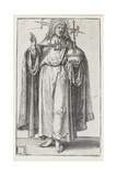 Christ, 1513 Giclee Print by Lucas van Leyden