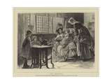 The Godmother Giclee Print by Mary L. Gow