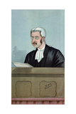A Judicial Churchman, from 'Vanity Fair', 24th November 1898 Giclee Print by Leslie Mathew Ward