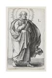 St. Peter, 1510 Giclee Print by Lucas van Leyden