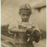 Rosie Photographic Print by Lewis Wickes Hine