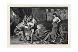The Royal Academy Armitage Prize Pictures, Samson Bound by the Philistines: First Prize Giclee Print by Maurice Greiffenhagen