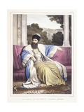 The Prince of Moldavia Giclee Print by Louis Dupre