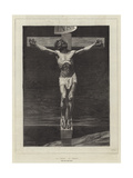 Le Christ, from the Paris Salon Giclee Print by Leon Joseph Florentin Bonnat