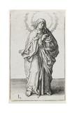 St. John, 1510 Giclee Print by Lucas van Leyden