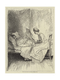Illustration for the Story of a Nurse Giclee Print by Mary L. Gow
