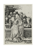 The Entombment Giclee Print by Martin Schongauer