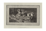 Childhood's Wonders Giclee Print by Marianne Stokes