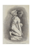 Cupid Giclee Print by  Michelangelo Buonarroti