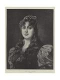 Dear Lady Disdain Giclee Print by Nathaniel Sichel