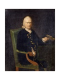 Cadwallader Colden (1688-1776) Giclee Print by Matthew Pratt