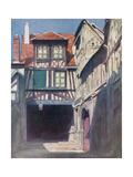 Rouen Giclee Print by Mortimer Ludington Menpes