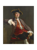Portrait of a Gentleman Giclee Print by Nathaniel Dance-Holland