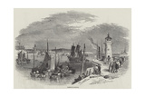 Ramsgate Harbour Giclee Print by Myles Birket Foster