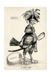 A Bad Egg, Fuss and Feathers, 1852 Giclee Print by Nathaniel Currier