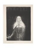 He Held the Seven Stars in His Right Hand...' from the Series 'Apocalypse De Saint-Jean', 1899 Giclee Print by Odilon Redon