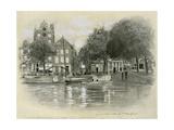 Rotterdam Giclee Print by Mortimer Ludington Menpes