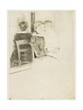 The Mirror, 1891 Impression giclée par Mary Cassatt