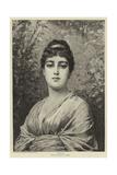 Julia Giclee Print by Nathaniel Sichel