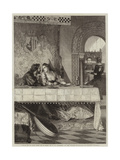 Drink to Me Only with Thine Eyes Giclee Print by Philip Hermogenes Calderon