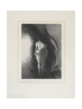 Je Suis Toujours La Grande Isis!, 1896 Giclee Print by Odilon Redon