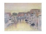 Edam Giclee Print by Mortimer Ludington Menpes