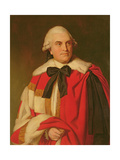 Portrait of George William, 6th Earl of Coventry in Peers' Robes Giclee Print by Nathaniel Dance-Holland