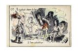 Prehistoric Art Giclee Print by  Moloch