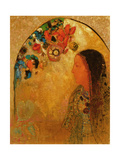 The Gothic Window, 1900 Giclee Print by Odilon Redon