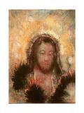 Head of Jesus Giclee Print by Odilon Redon