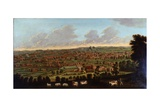 Halifax, Yorkshire, C.1798-1800 Giclee Print by Nathan Theodore Fielding
