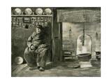 A Provincial Interior Giclee Print by Mortimer Ludington Menpes