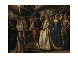 Allegory of Planet Venus and its Children Planets Giclee Print by Paolo Fiammingo
