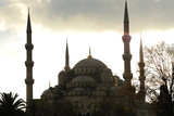 Turkey, Istanbul, Sultan Ahmed Mosque Photographic Print by Mehmet Aga