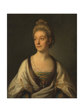 Portrait of the Duchess of Sutherland Giclee Print by Nathaniel Dance-Holland