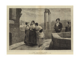 Les Coquettes, Arles Giclee Print by Philip Hermogenes Calderon
