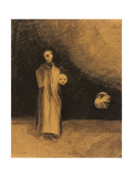 The Nightmare, 1881 Giclee Print by Odilon Redon