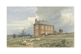 Irmingland Hall, Norfolk Giclee Print by Miles Edmund Cotman