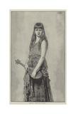 Mignon Giclee Print by Nathaniel Sichel